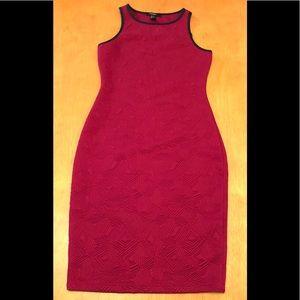 Forever 21 burgundy small dress